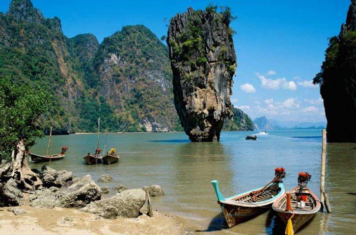 Care sunt cele mai interesante destinatii de vacanta din Thailanda?