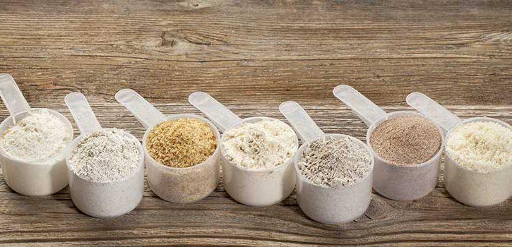 Cele mai populare tipuri de faina fara gluten